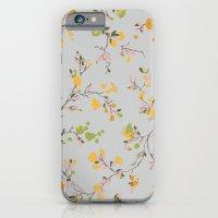 Vintage Floral Vines - S… iPhone 6 Slim Case
