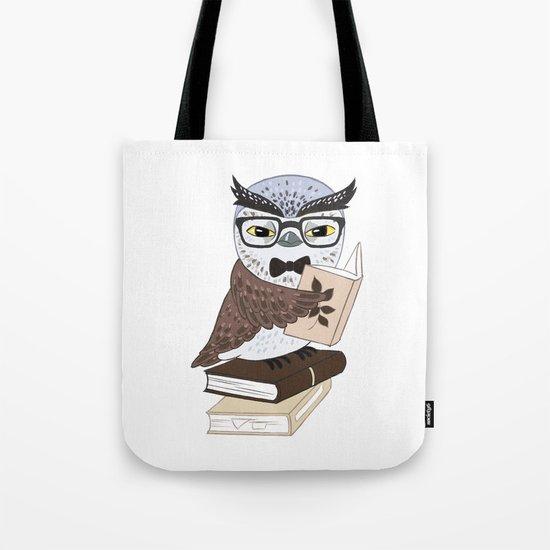 Professor Owl Tote Bag