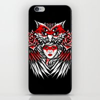 The Wise iPhone & iPod Skin