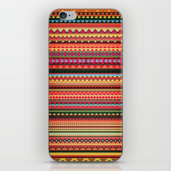 Bulgarian Rhapsody Pattern iPhone & iPod Skin