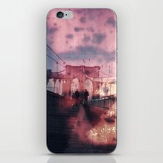 828 Vintage Bridge iPhone & iPod Skin