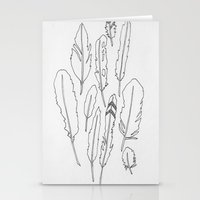 Feather Friends Stationery Cards