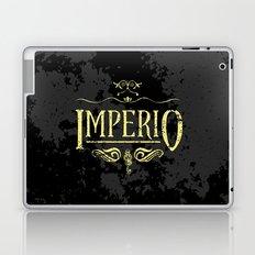 Harry Potter Curses: Imperio Laptop & iPad Skin