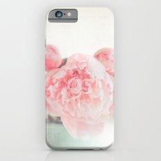 Spring Peony Slim Case iPhone 6s