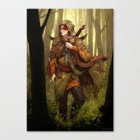 Kvothe Canvas Print
