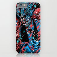 Blood, Matter & Black Holes iPhone 6 Slim Case