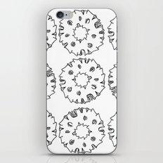 Doughnut Time iPhone & iPod Skin