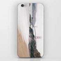Baker Beach iPhone & iPod Skin