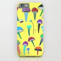 Mushrooms  iPhone 6 Slim Case