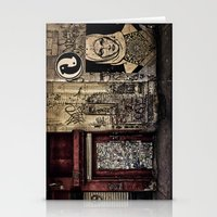 West Village Wall Stationery Cards