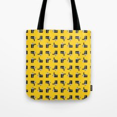 camera 04 pattern Tote Bag