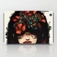 The Girl Who Was Thinkin… iPad Case