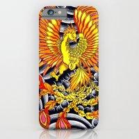 iPhone & iPod Case featuring Phoenix by Yuka Nareta