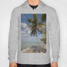 Isla Saona - Palm Tree at the Beach Hoody