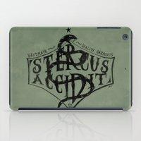 Stercus Accidit - S*** Happens iPad Case