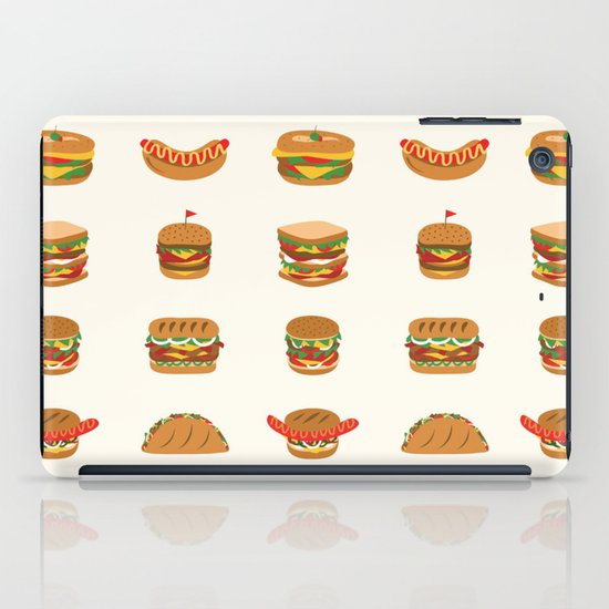 Stay hungry iPad Case