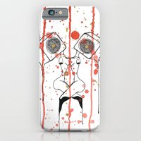 iPhone & iPod Case featuring Loud by Meagan Harman