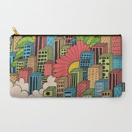 Carry-All Pouch - Cityscape  -  Steve Wade ( Swade)