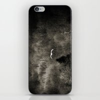It's Lonely Out Here In … iPhone & iPod Skin