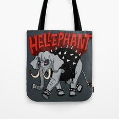 Hellephant Tote Bag