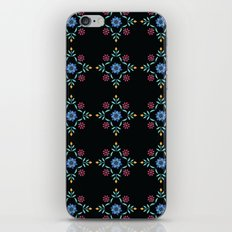 Floral Pattern 2 iPhone & iPod Skin
