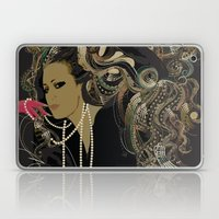 Pearls Laptop & iPad Skin