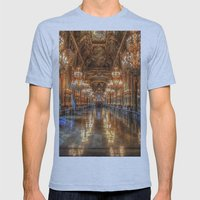 Opera House Mens Fitted Tee Athletic Blue SMALL