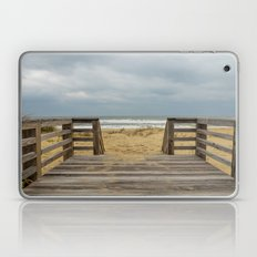 Draw me into the Sea Laptop & iPad Skin