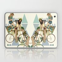 Bike Girls Laptop & iPad Skin