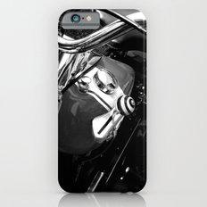 Black & White Harley Slim Case iPhone 6s