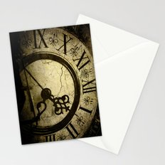 A Crack in Time Stationery Cards