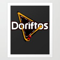 Doriftos Art Print