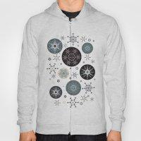Snowflakes Part Deux Hoody