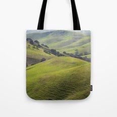 Diablo Hills Tote Bag
