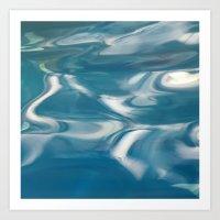 Aquarell III Art Print