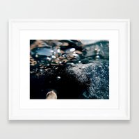 Under Framed Art Print