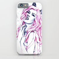 iPhone & iPod Case featuring Kitten by Alice