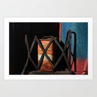 Gas Can Art Print