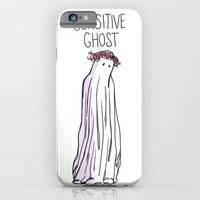 Sensitive Ghost iPhone 6 Slim Case