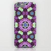Kaleidoscope - Floral Fantasy iPhone 6 Slim Case