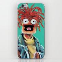 Pepe The King Prawn iPhone & iPod Skin
