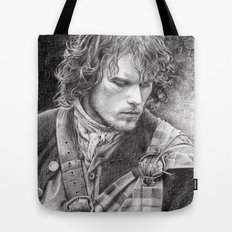 James Fraser Tote Bag