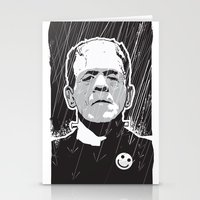 Frankenstein Stationery Cards