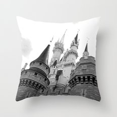 Disney Castle Throw Pillow