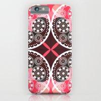 Pink illusion iPhone 6 Slim Case