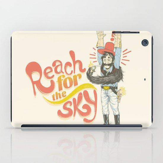 Reach for the Sky iPad Case