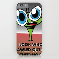 Look who crawled out of their hole iPhone 6 Slim Case