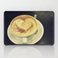 Latte Love ~ coffee iPad Case