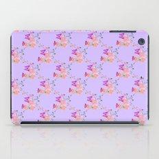 Butterflies Flowers Tiny Hearts iPad Case