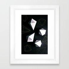 Origami #2 Framed Art Print